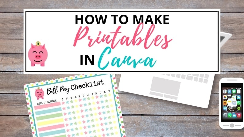 How To Make Printables