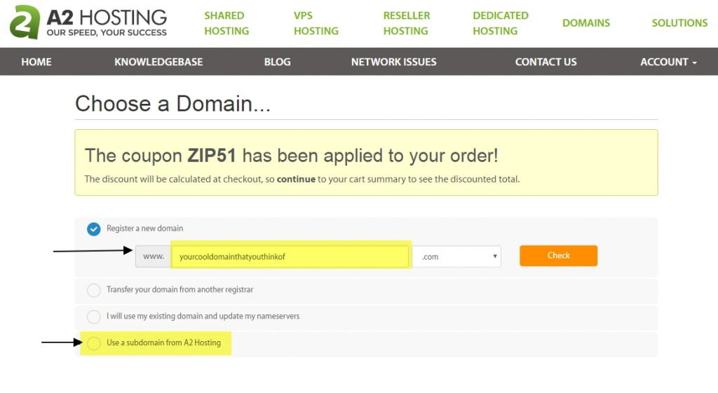 Choose-A-Domain