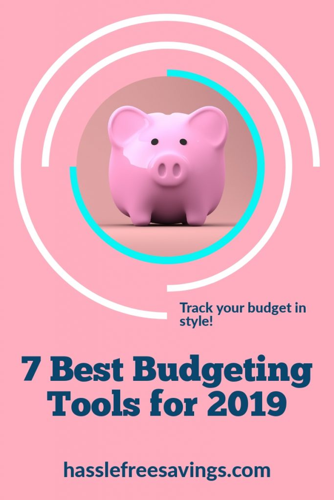 best budgeting tools for 2019