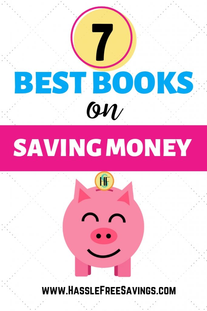7 best books on saving money