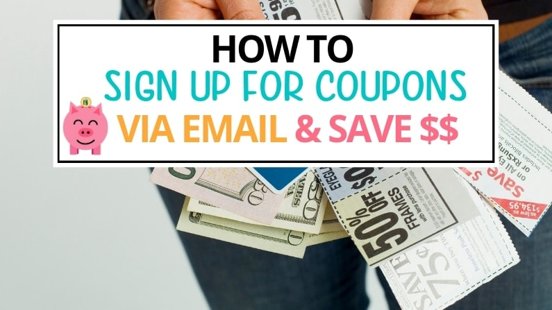 blog header woman holding money and coupon