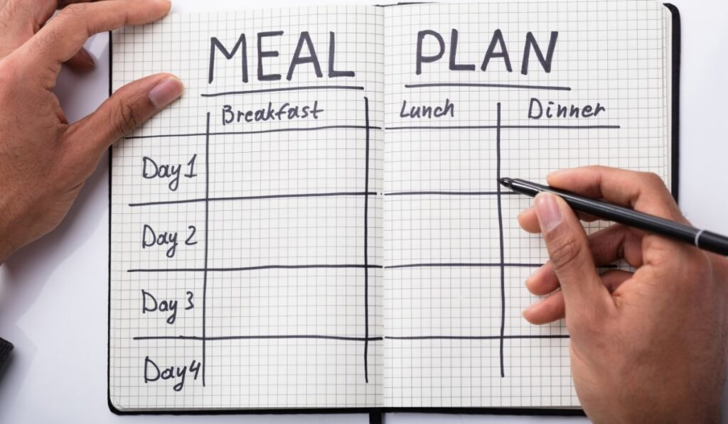 About Meal Planning