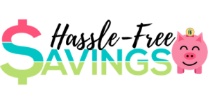 Hassle-Free Savings Logo