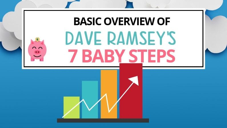 Basic Overview of Dave Ramsey's 7 Baby Steps