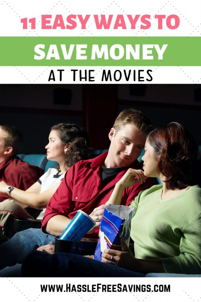 save money at the movies