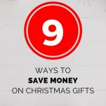 Christmas is just around the corner. Are you prepared for holiday shopping? It's the time of the year to celebrate. There are ways to save money on Christmas gifts and avoid blowing your budget. These frugal ideas will help keep you save money and stay on target this holiday season.
