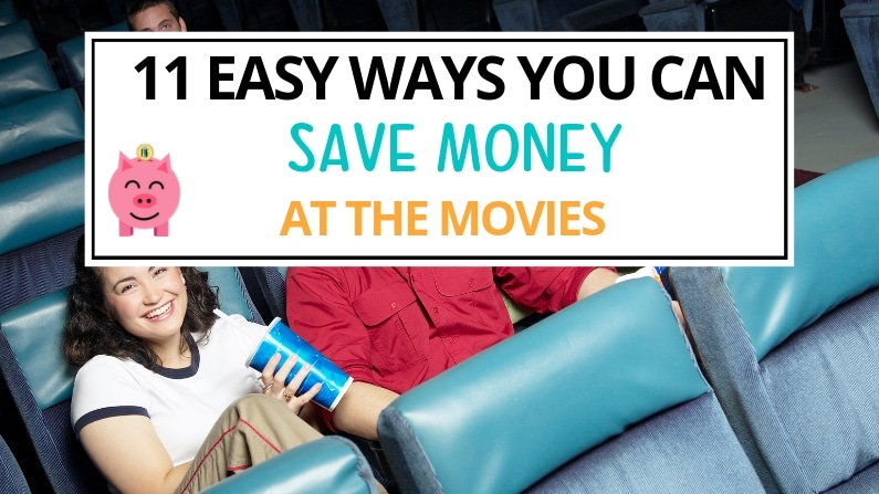 11 Easy Ways You Can Save Money at the Movies